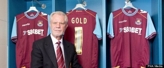 David Gold On Start Up Funding, Why Lingerie Does Well In A Recession And The Future Of Football