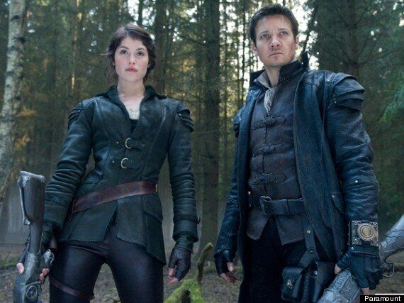 Jeremy Renner Says... No Rom-Coms For Him, Instead The Medieval German World Of 'Hansel & Gretel: Witch