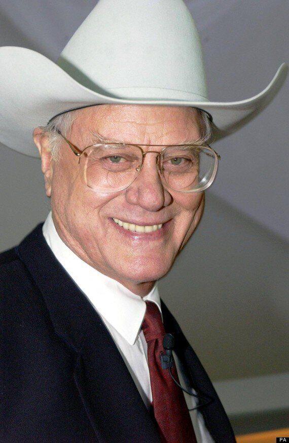 Larry Hagman Dead: Dallas Star Dies, Aged 81