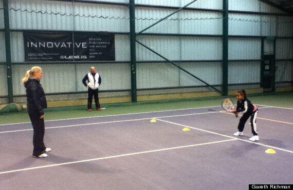 Finding The Next British No.1 Tennis