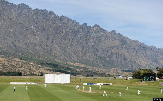 New Zealand XI Vs England Warm-Up: Queenstown The Most Beautiful Cricket Ground?