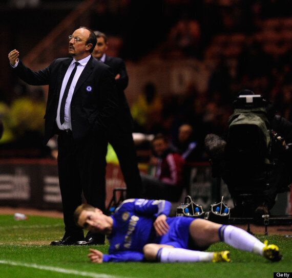 Rafael Benítez Slams Chelsea Fans And Board
