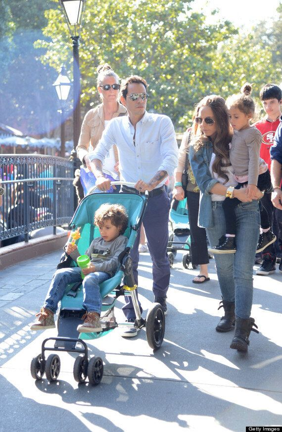 Marc Anthony And Chloe Green Go Public With Relationship