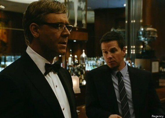 Who CAN Mark Wahlberg Be Talking About? 'Broken City' Star Compares Pleasure Of Working With Russell...