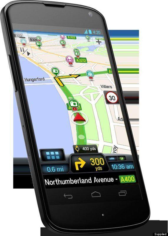 Christmas Competition: Win A Google Nexus 4 With CoPilot Live Premium European Navigation