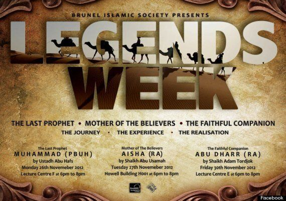 'Radical' Muslim Cleric Abu Usamah's Brunel University Speech Prompts Student