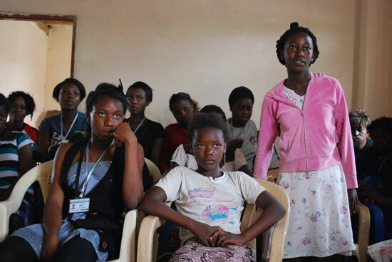 Zambia: Ending Violence Against Women and