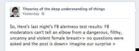 Facebook Reinstates Image Of Woman In Bathtub – After Apparently Mistaking Elbows For Nipples