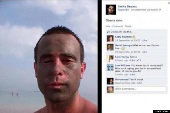 Sacha Dratwa, IDF Social Media Director, Forced To Restrict Facebook Profile After 'Racist'