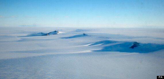 Antarctic Lake Vida Provides Clue To Alien