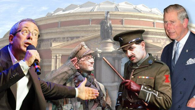 We Are Most Amused (REVIEW): Rowan Atkinson's Blackadder Returns, With Miranda Hart, Jimmy Carr, Joan...