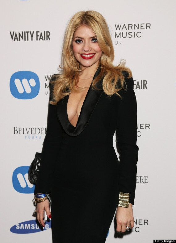 Holly Willoughby Tops Zoo Magazine's 'Britain's Sexiest Mum'
