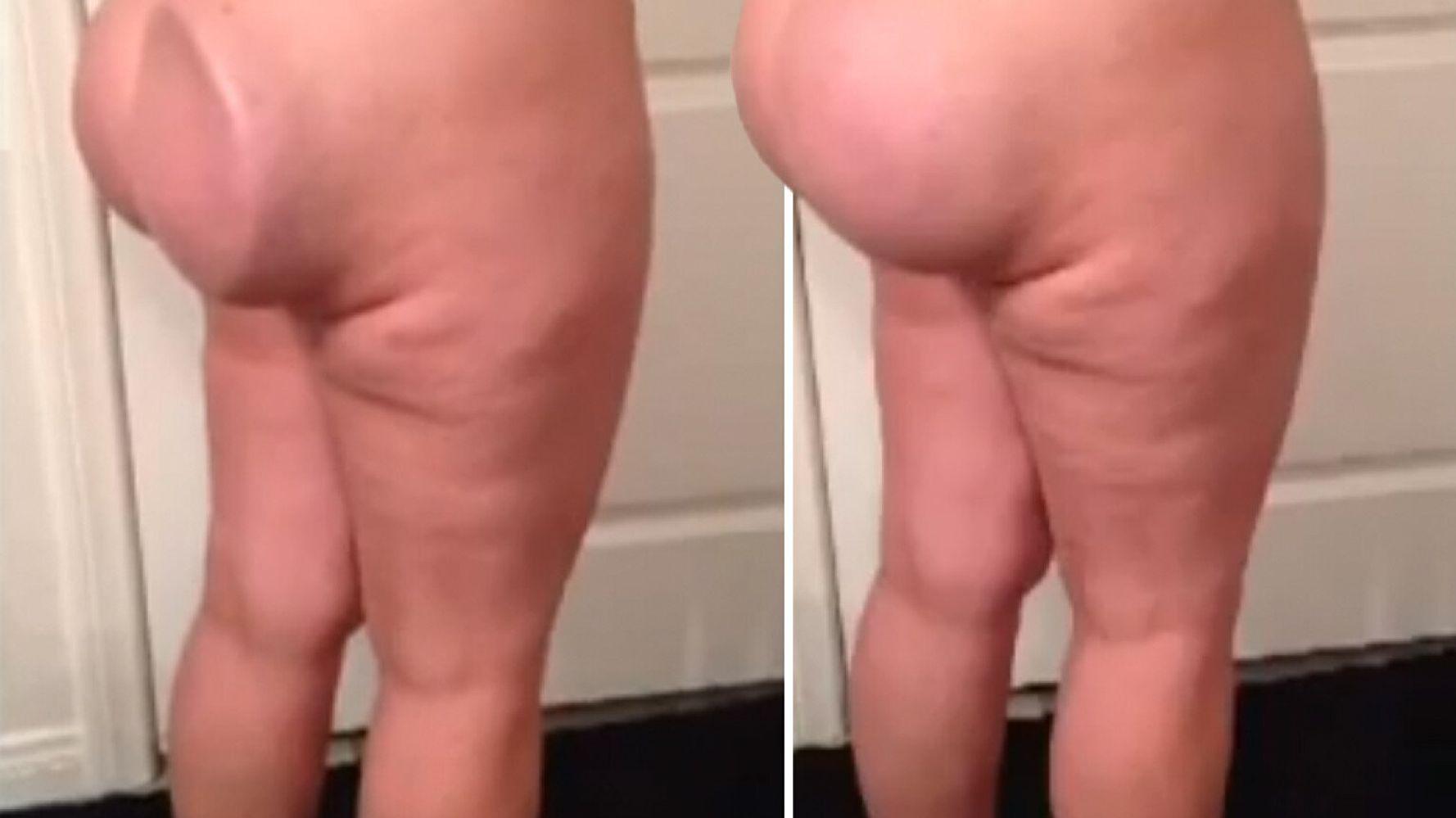 Ass inside PJGIRLS
