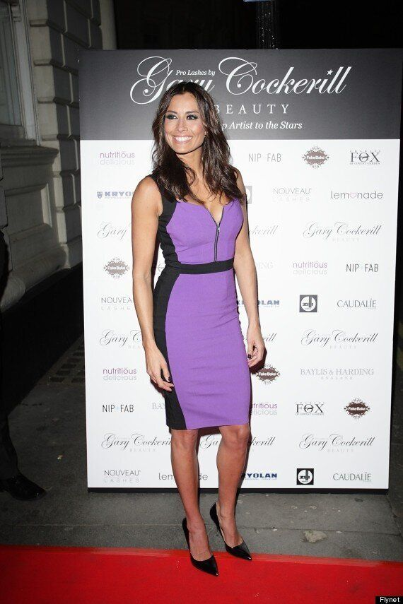 Melanie Sykes Shows Katie Price How It's Done At Gary Cockerill's Beauty Launch