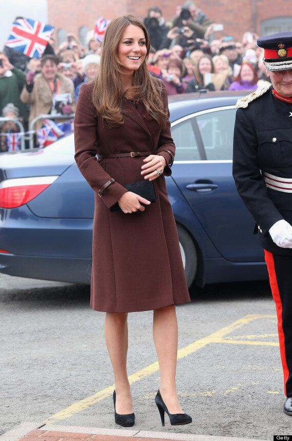 Kate Middleton Pregnant: Duchess Appears To Accidentally Reveal She's Having A