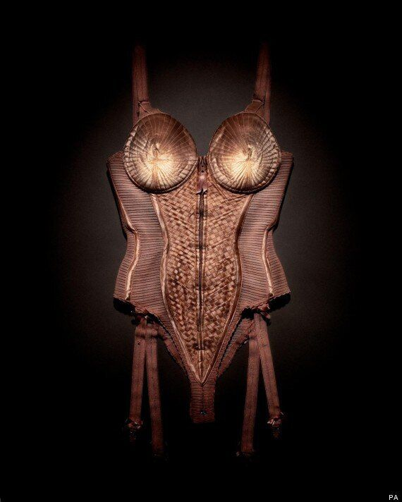 Madonna's Conical Bra To Star In Jean Paul Gautier Show At London's