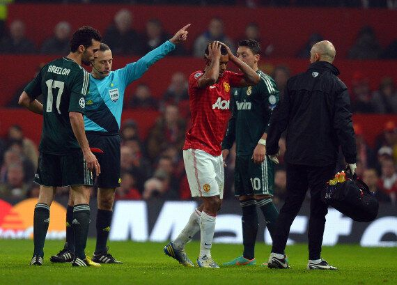 Manchester United v Real Madrid: A Night Nani Will Want To Forget