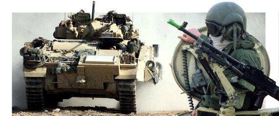 Desert Rats To Lose Tanks In MoD Shake-Up Despite WWII El Alamein