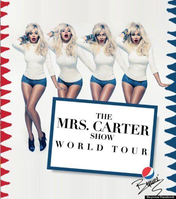 Beyonce 'Mrs. Carter Show World Tour': Singer Channels Her Inner 60s Siren In New Promo