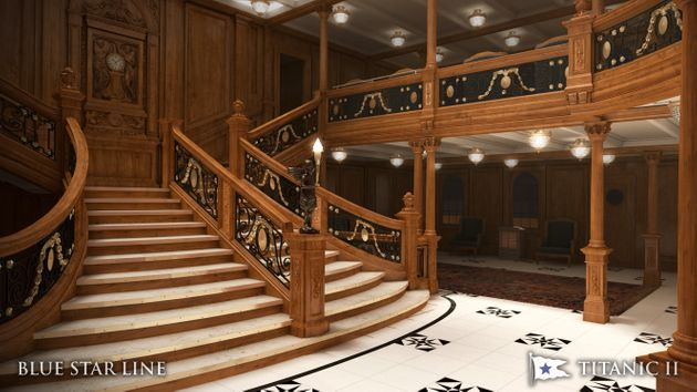 Clive's Folly: The Building of Titanic