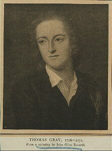 Thomas Gray and Horace Walpole, on the Grand Tour, Spread News of a Papal Election,