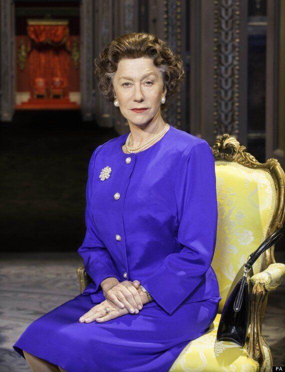 Helen Mirren Is Back As The Queen In New Play 'The