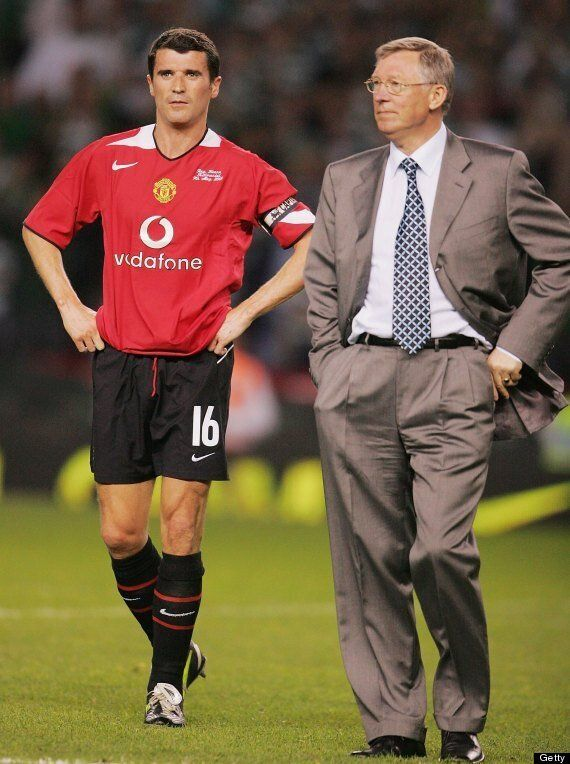 Wayne Rooney Another Manchester United Man To Lose Battle With Sir Alex