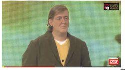 WATCH: Robot Stephen Fry Presents