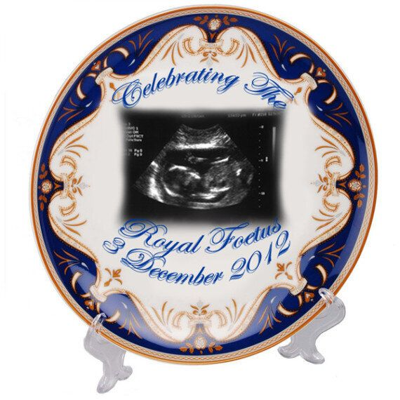 Kate Middleton Pregnant: Buy The Royal Foetus Commemorative