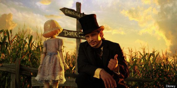 'Oz The Great And Powerful' Director Sam Raimi Chose James Franco To Star 'Because He Was A Selfish