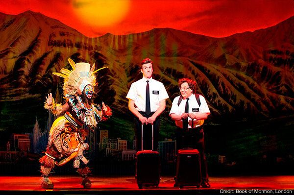 The Book of Mormon Arrives in London, Prepare to be