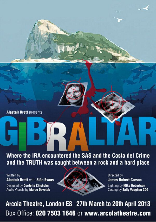 'Gibraltar', a New Play: a Look at 'Death On The Rock' 25 Years