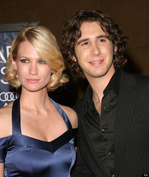 INTERVIEW: Josh Groban Tells HuffPost UK He's A Control Freak, But His Agent Would Love It If Fell Out...