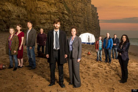 TV REVIEW: Broadchurch Episode 2 - It's All About The Silences For David Tennant, Olivia