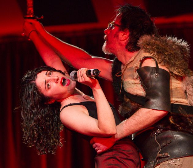 Beowulf: A Thousand Years Of Baggage - Review of a 'Mead Hall Romp' In