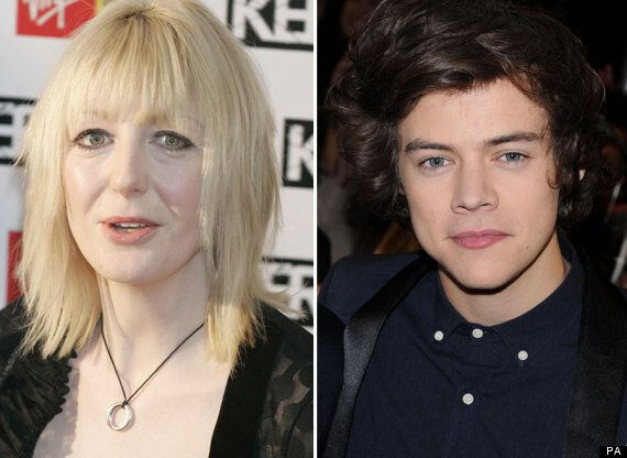 Yvette Fielding: 'Harry Styles Sent Me Disgusting Text Messages When He Was