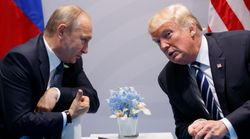 Trump And White House Defend Getting Help From Russia, Falsely Accuse Dems Of Doing