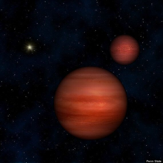Third-Closest Star System To Earth Discovered