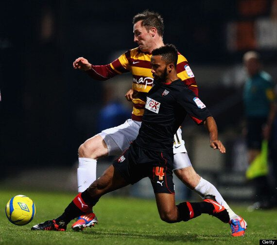 Bradford City 'Removed' From FA