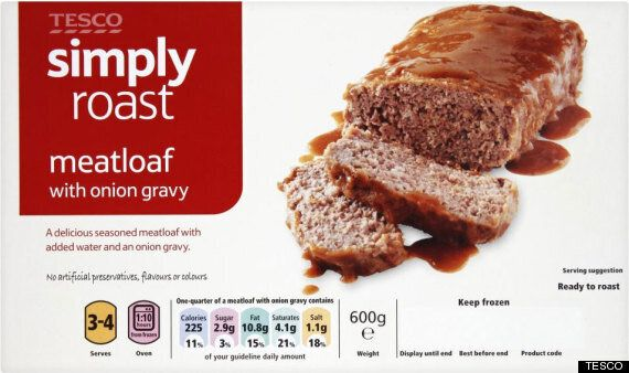 Horse Meat Found In Tesco