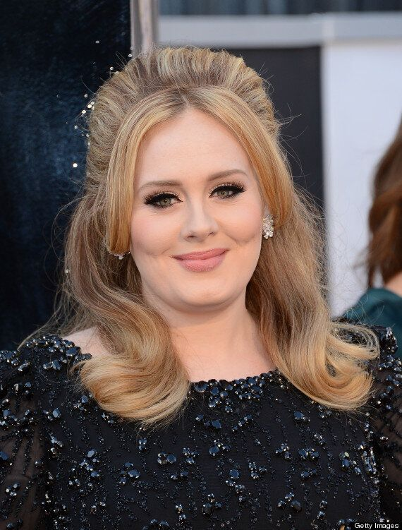 Adele 'Planning LA Move', Robbie Williams Helping Her
