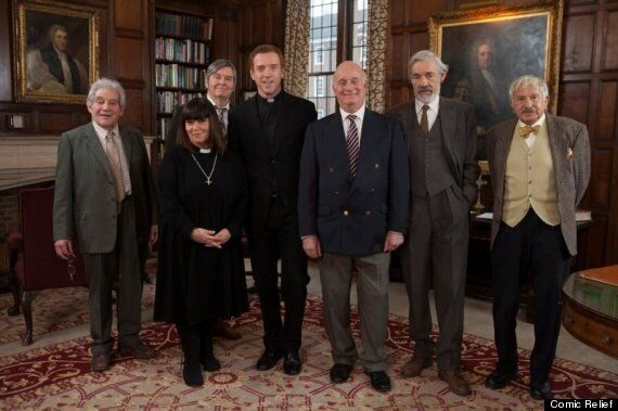 'The Vicar Of Dibley' Returning For Comic Relief Special, 'Homeland' Star Damian Lewis Guest