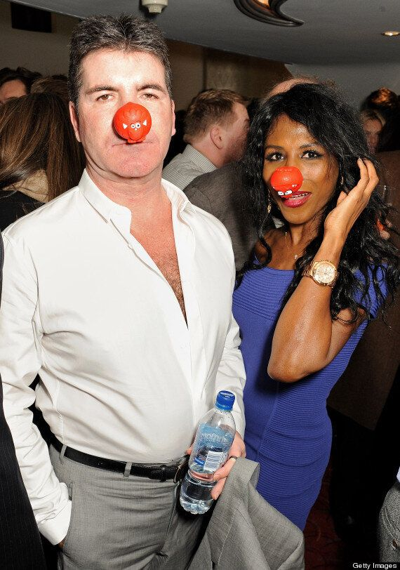 Simon Cowell Fails To Crack A Smile At Comic Relief 'Book Of Mormon' Performance