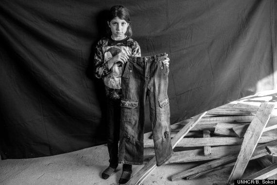Syria Conflict: From Walking Sticks To A Favourite Pair Of Jeans, Refugees Reveal 'The Most Important...
