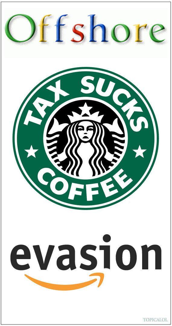 Google, Starbucks And Amazon Unveil New Logos