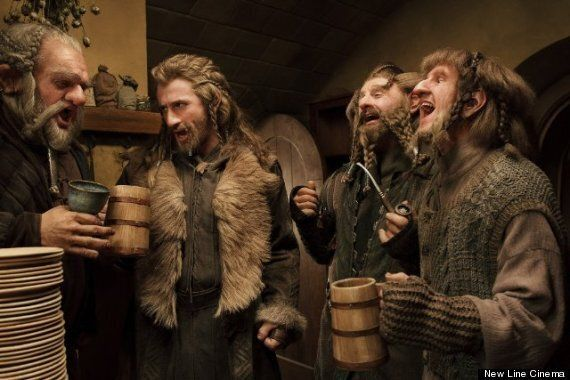 The Hobbit: Adam Brown On Dwarf Life In Peter Jackson's Prequel, And Sweating It Out With Martin