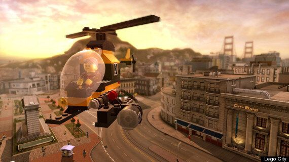 'Lego City Undercover' Review: Masterpiece With Missing