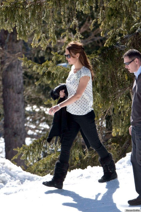 Kate Middleton's Royal Baby Bump Nicknamed 'Little Grape', Reports