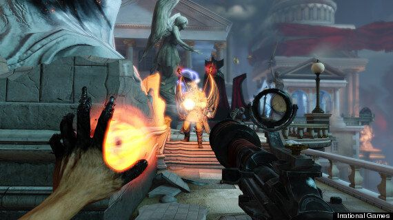 BioShock Infinite: Ken Levine On Box Covers, Faith And Building Games With Big Ideas