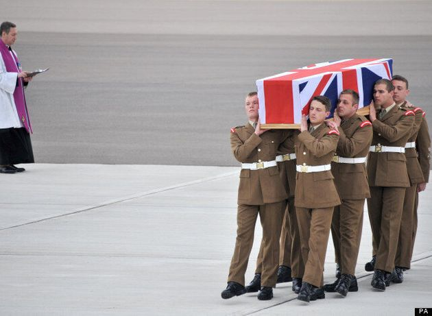 Posthumous Victoria Cross For 'Outstanding Soldier', L/Cpl James Ashworth, Killed In